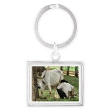 Campesino Colombiano Keychains