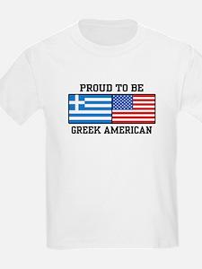 Greek American T-Shirt