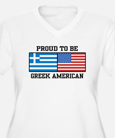 Greek American T-Shirt