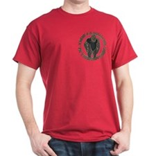 Squatch in the woods T-Shirt