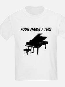 Custom Baby Grand Piano T-Shirt