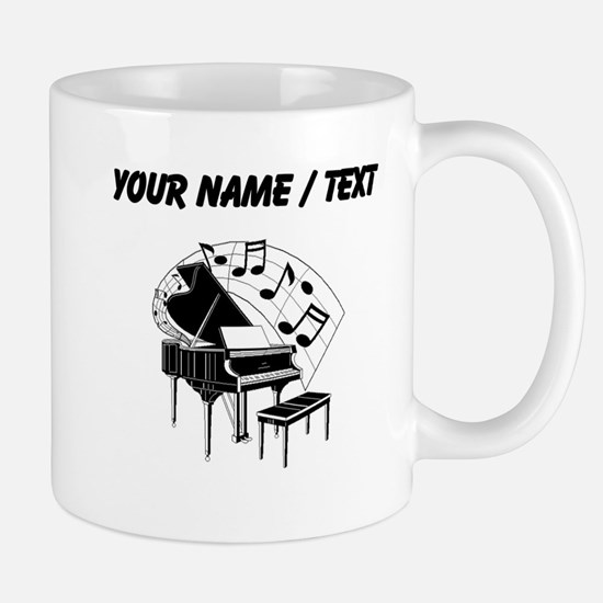 Custom Piano Mugs