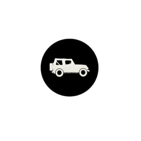Jeep Box - Mini Button (100 pack)
