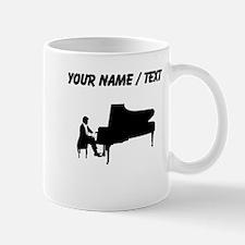 Custom Piano Player Mugs