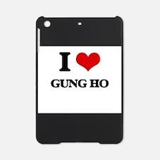I Love Gung Ho iPad Mini Case