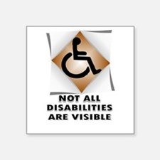 DISABILITY NOT Sticker