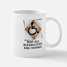 DISABILITY NOT Mugs