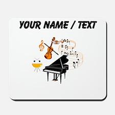 Custom Musical Instruments Mousepad