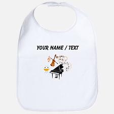 Custom Musical Instruments Bib