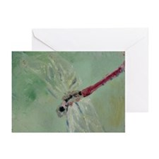 Day Seven Dragonfly Greeting Cards (Pk of 10)