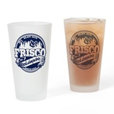 Frisco Old Circle.png Drinking Glass
