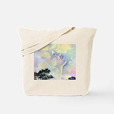 Art Deco Dawn Mirage Tote Bag