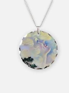 Art Deco Dawn Mirage Necklace