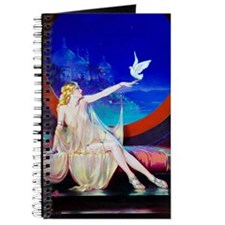 Sultana, Dove Pinup Journal