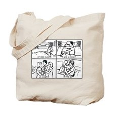 Rural War Room At Home Tote Bag