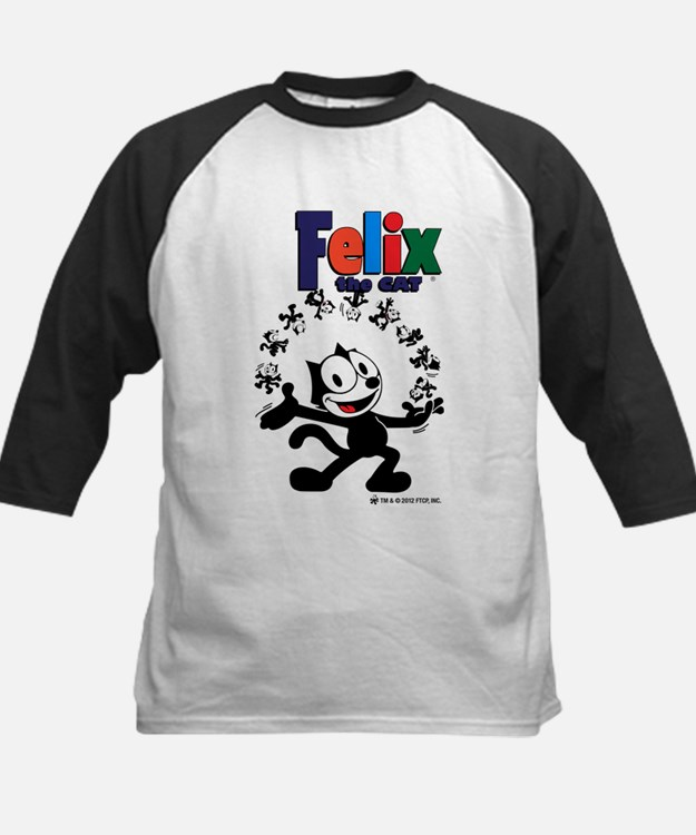 Cute Felix the cat Tee