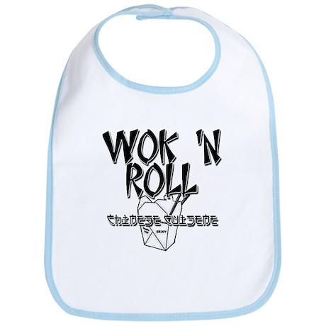Wok 'N Roll Bib