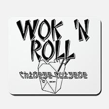 Wok 'N Roll Mousepad
