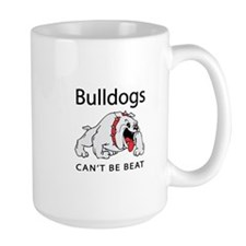 Bulldogs can't be beat Mug