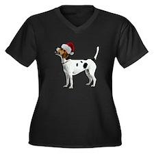 FIN-english-foxhound-santa-CROP.png Women's Plus S