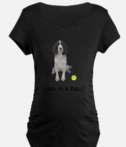 FIN-springer-spaniel-brown-life.png T-Shirt