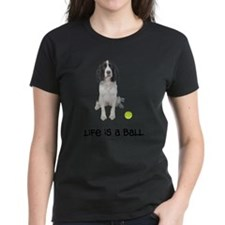 FIN-springer-spaniel-brown-life.png Tee
