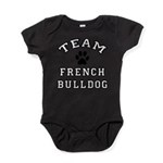 FIN-team-french-bulldog.png Baby Bodysuit