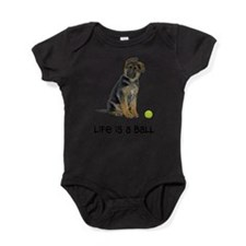 FIN-german-shepherd-puppy-life.png Baby Bodysuit