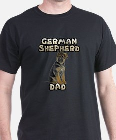 FIN-german-shepherd-dad.png T-Shirt