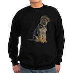 FIN-german-shepherd-puppy-photo.png Sweatshirt (da