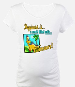 Happiness is Dinosaurs Shirt