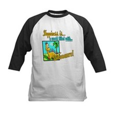 Happiness is Dinosaurs Tee