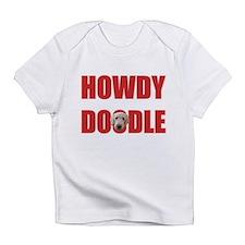Howdy Doodle Infant T-Shirt