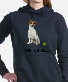 FIN-JRT-life.png Women's Hooded Sweatshirt
