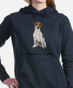 FIN-JRT-good.png Women's Hooded Sweatshirt
