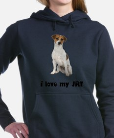 FIN-JRT-lover.png Women's Hooded Sweatshirt