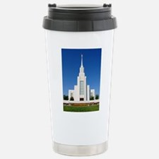 Mormon Twin Falls Idaho Temple Travel Mug