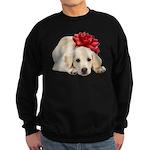 Yellow Lab Puppy Sweatshirt (dark)
