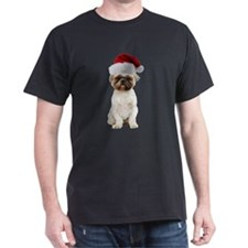 FIN-lhasa-apso-santa.png T-Shirt