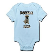 Puggle Dad Infant Bodysuit