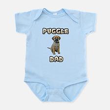 Puggle Dad Infant Bodysuit