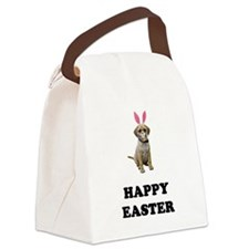 FIN-puggle-easter.png Canvas Lunch Bag