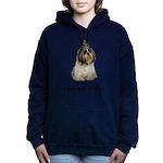 Shih Tzu Lover Women's Hooded Sweatshirt