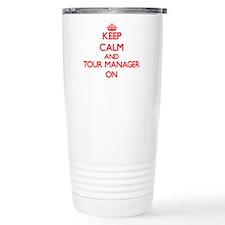 Keep Calm and Tour Mana Travel Mug