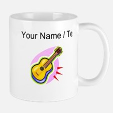 Custom Guitar Mugs