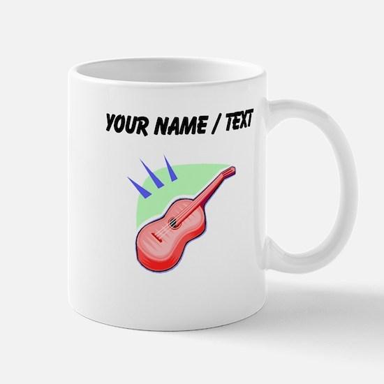 Custom Guitar Mugs