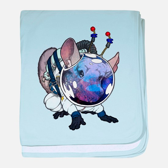 Chinchillanaut baby blanket