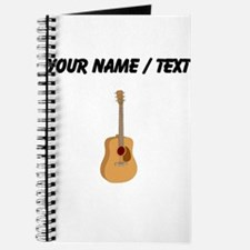 Custom Acoustic Guitar Journal