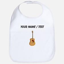 Custom Acoustic Guitar Bib