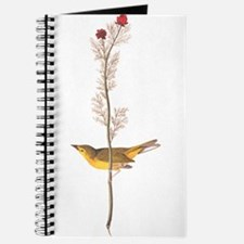 Audubon Selby's Fly Catcher Journal